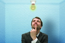Idea and creativity in business
